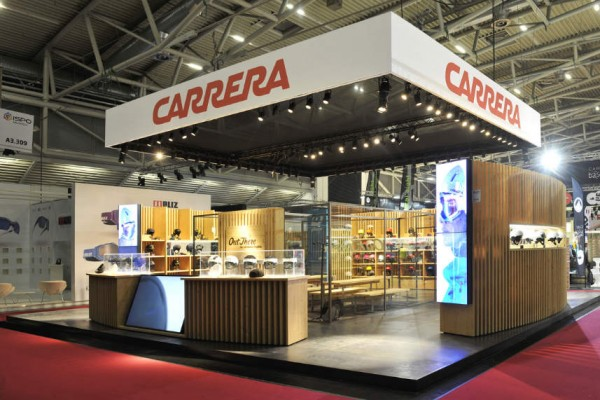 Carrera - ISPO Munich