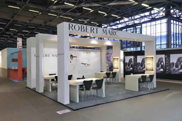 Robert Marc - SILMO - Paris