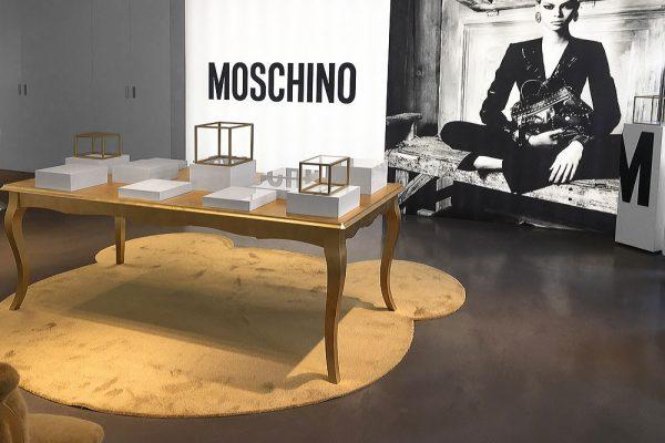 Showroom Moschino - Milano