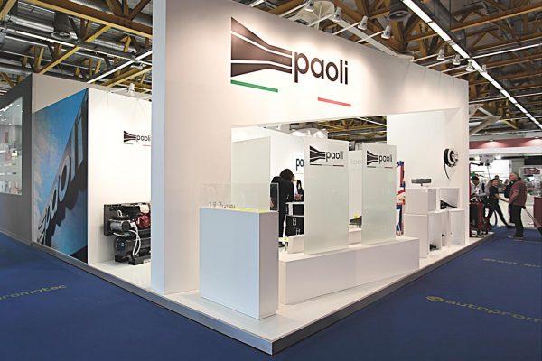 DINO PAOLI - Autopromotec - 2017 Bologna